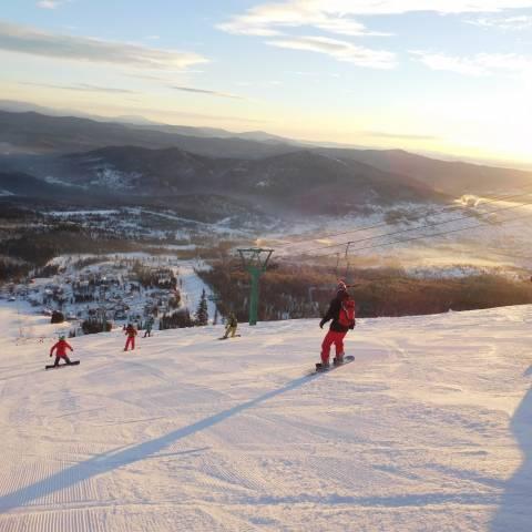 Курс Ride Up!+ Совершенствование сноубордической техники