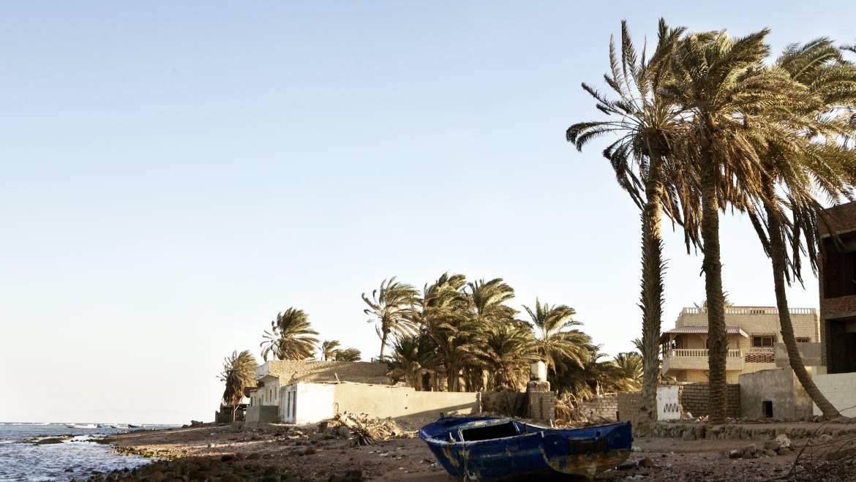 Информация о Дахаб (Египет)